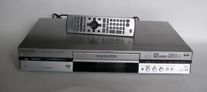 Panasonic DMR E60 - DVD recorder with remote control