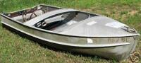 Vintage Aluminum Boat Wanted