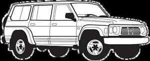 Nissan Patrol Ford maverick td42 td 4.2 parts diesel Blacktown Blacktown Area Preview