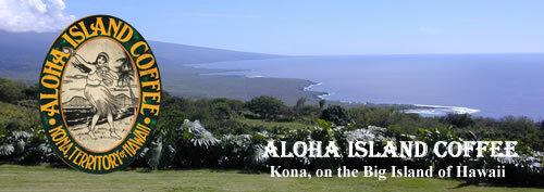 Aloha Island Coffee Company