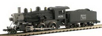 MODEL POWER 87601 N SCALE Boston & Maine Steam 2-6-0 Mogul NEW