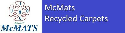 McMATS Recycled Commercial Carpets