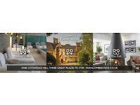 Commis Chef - Dormy House Hotel, Farncombe Estate