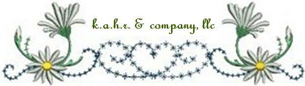 K.a.h.r. & Company, LLC