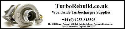 Turbo spares