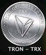 Crypto trade TRXTwitter