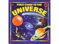 Usbourne First Guide to the Universe