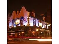 BAR SUPERVISOR WANTED FOR AWARD WINNING ESTABLISHMENT/ LIVE IN POSSIBLE/GREAT TIPS