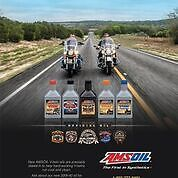 Amsoil Synthetic Oil & Filters for all Motorcycles Belleville Belleville Area image 1