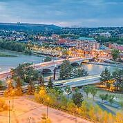 EAU CLAIRE CONDO WITH VIEW