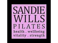 Six Week Pilates course starts Monday 16th April, 9:30am, Damerham Village Hall