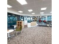 Modern customizable office available to rent at Heathrow Terminal 3