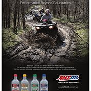 Amsoil Synthetic Oil for ATV's Belleville Belleville Area image 3