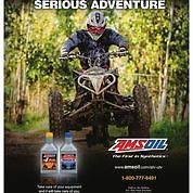 Amsoil Synthetic Oil for ATV's Belleville Belleville Area image 1