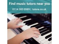 Want Music Lessons? Try Tutora - Over 400 Music Teachers (Guitar, Bass, Violin, Singing)
