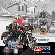 Amsoil Synthetic Oil & Filters for all Motorcycles Belleville Belleville Area image 4