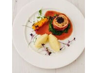 PERSONNAL PROFESSIONAL CHEF FOR PRIVATE HIRE. TO CATER FOR ALL YOUR NEEDS