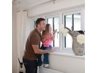 White Double Glazed Windows from £399 fitted