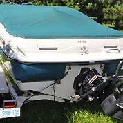 Boat with inboard motor for sale
