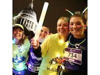 Shine, The Marathon Night Walk - Volunteer