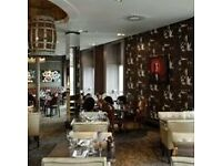 Hostess required for busy city centre restaurant (part-time)