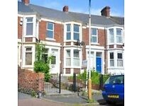Gateshead- Bensham/Saltwell 3 bed flat