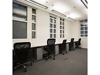 8 PERSON CREATIVE OFFICE TO RENT - FARRINGDON STREET, EC4. GREAT PRICE.