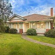 HOUSE FOR REMOVAL - Beautiful Period Californian Bungalow Strathmore Moonee Valley Preview