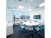 5 Desk serviced office to rent at Heathrow Terminal 3