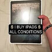 i buy ipads, all conditions