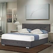 Nicole Queen Bed Frame ( Double available for $219.00 ) Wangara Wanneroo Area Preview