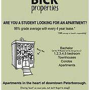 Looking for an Apartment?