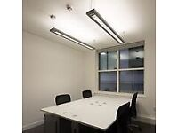 6 PERSON OFFICE TO RENT - FARRINGDON STREET, EC4. GREAT PRICE.