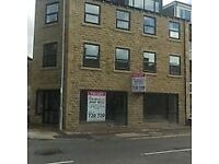 Commercial New Build – 11% Yield – Income Producing – Flats and Retail