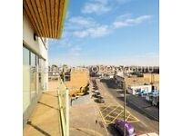 Brand new 2 bed 1 bath apartment with private balcony, 0.1 miles walk to the station in SW19