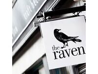 Junior Chef Required for The Raven!