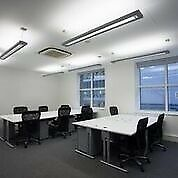 14 PERSON CREATIVE OFFICE TO RENT - FARRINGDON STREET, EC4. GREAT PRICE