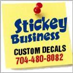 Stickey Business Custom Car Items