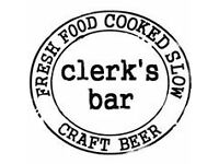 Chef de Partie - Clerk's Bar