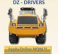 5 IMMEDIATE OPENINGS for DZ Drivers
