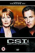 CSI DVD Series 1
