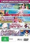 Cinderella Sleeping Beauty DVD