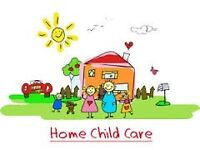 After school childcare / Home help