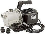 Sprinkler Water Pump