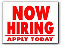 NOW HIRING in Stratford and Surrounding Areas