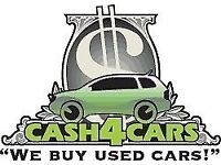 Cash 4 Cars • Unwanted Cars •Unwanted •M.O.T Failure Vans Trucks 4x4 Top Prices Paid On Collection