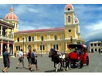Spanish course for travelers in Nicaragua $80 per week