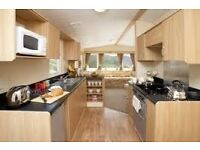 2011 ABI VISTA PLATINUM STATIC CARAVAN FOR SALE AT CAIRNRYAN HOLIDAY PARK SCOTLAND