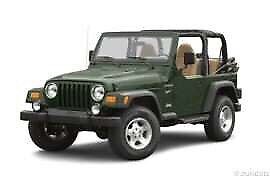 Looking for jeep tj or jeep wrangler