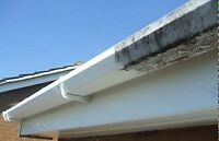 Gutter and down pipe cleaning
